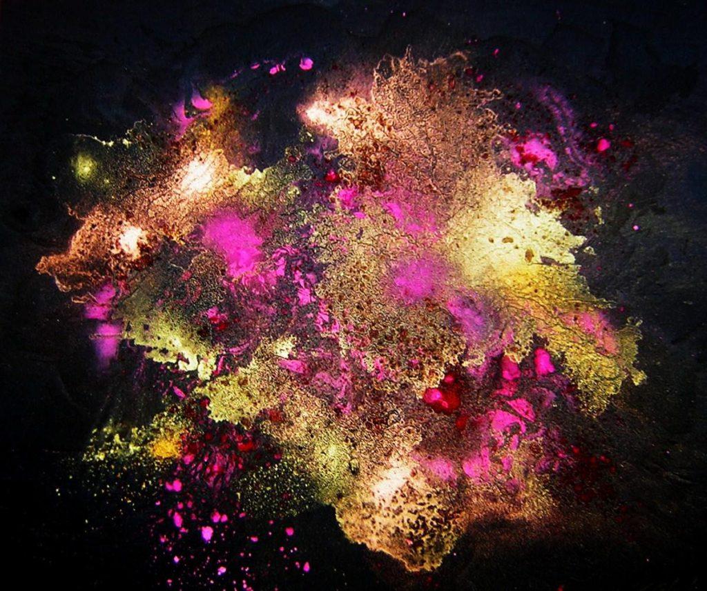 15 Fantasia cosmica by Ricardo Asensio
