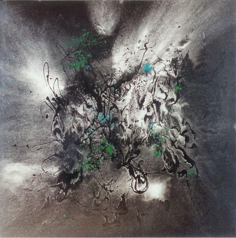 17 Nebulose Dittico nebulose - Primo Premio per la Pittura Hans Chri Ande Fest Bicent Copenaghen, Danimarca 2006
