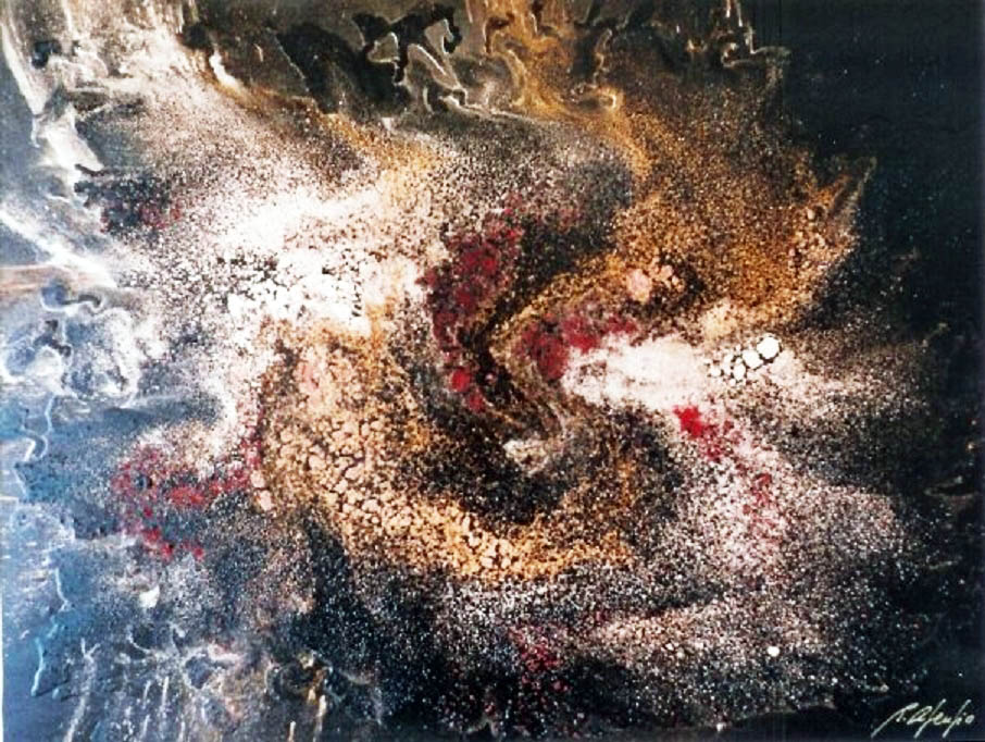 19 Nebula by Ricardo Asensio
