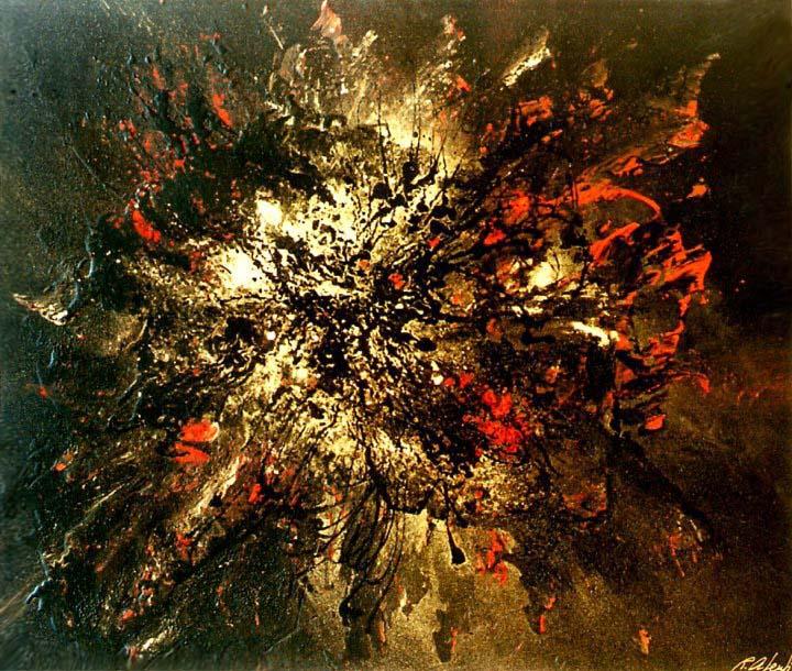 27 Cosmic 1984 by Ricardo Asensio