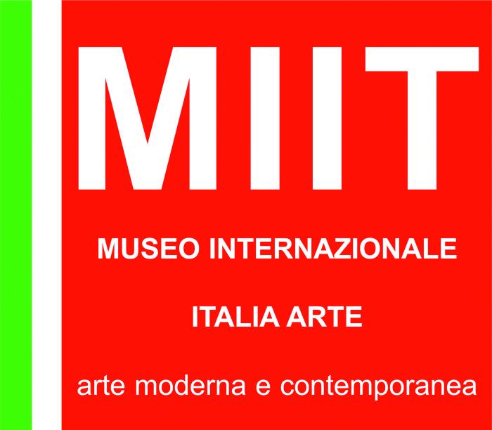 LOGO MIT MUSEO INTERNAZIONALE ITALIA ARTE grande:carta intestata