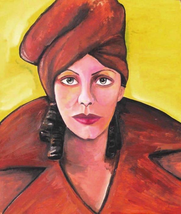 mata-hari-olio-su-tavola-34x32-2011