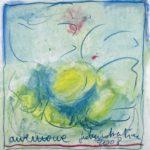 """""""Anemone"""" Pastelli ad olio su tela, cm 93x96, 2008"""