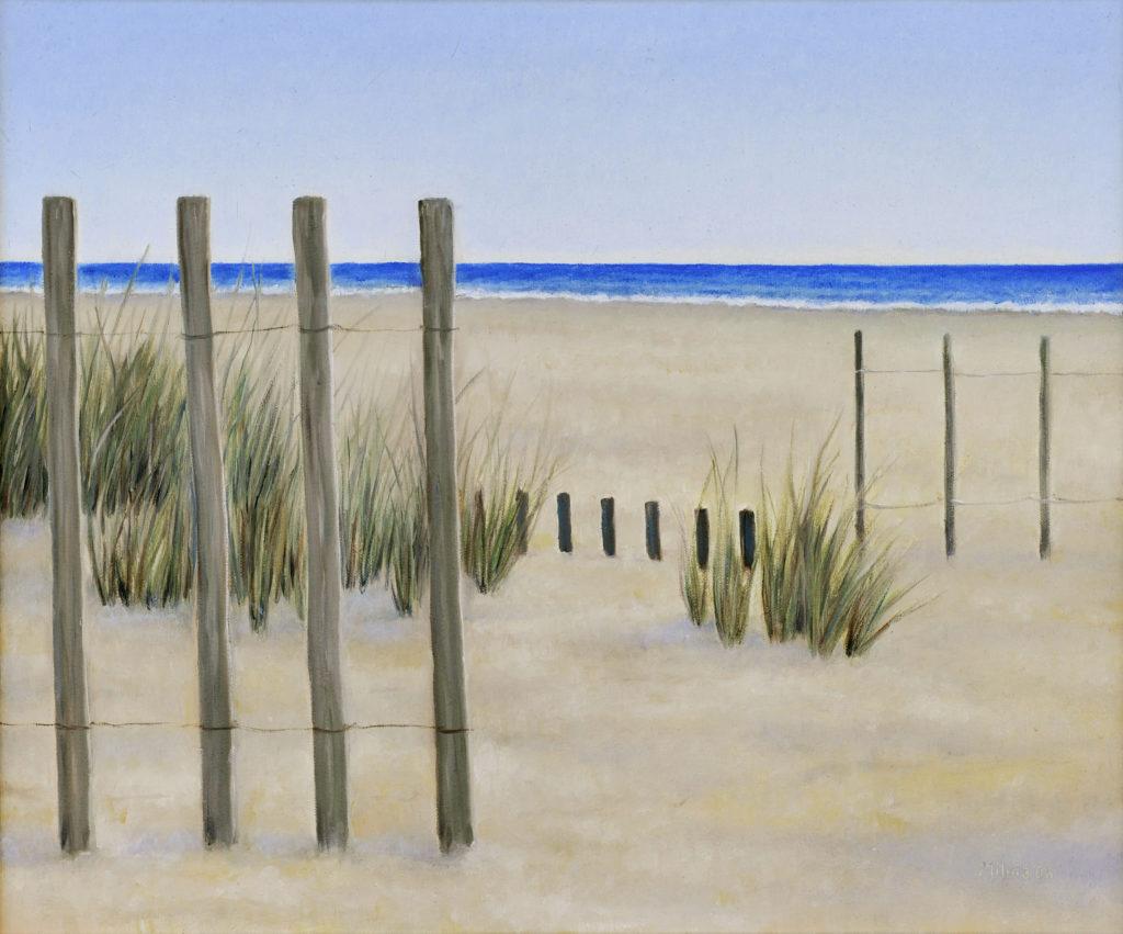 02 - un mare lontano 50x60 2006