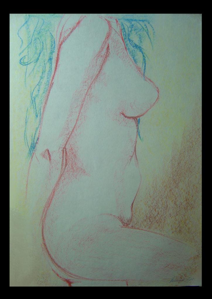15 - Nudo di Donna B24