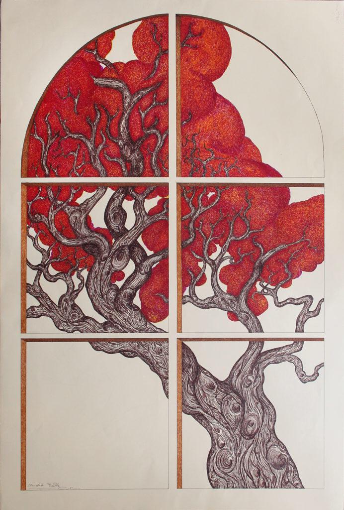 16. Finestra 70x100 (2014)