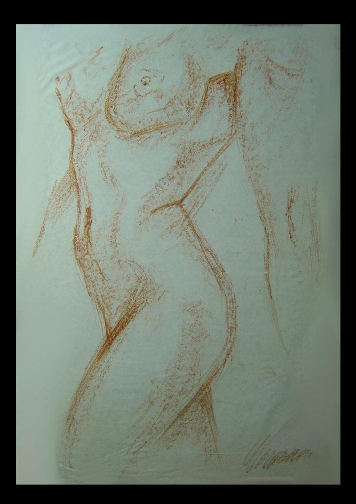 17 - Nudo di donna B26