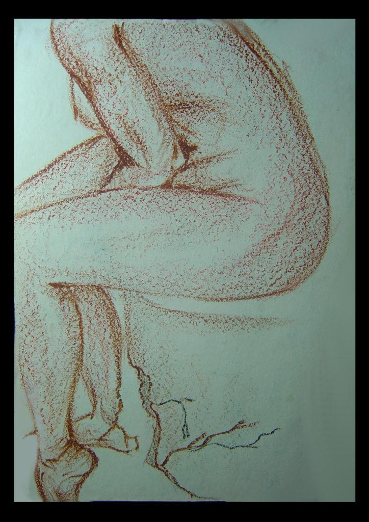 18 - Nudo di donna B27