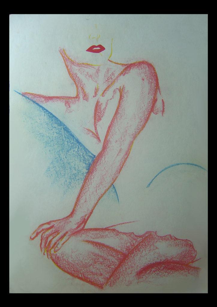 20 - Nudo di donna B29
