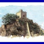 """""""Torre arabo-normanna presso Trabia (Palermo-Sicilia)"""""""