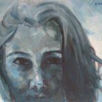"""""""Baba Yaga"""", olio su tela, cm 20x30, 2010   800 €"""