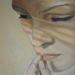 """""""Varazze"""", olio su cartone, cm 40x50, 2008   1.200 €"""