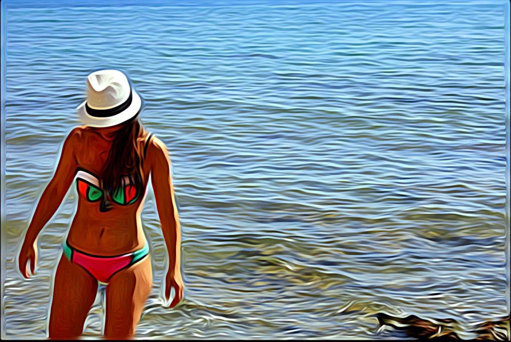 Bikini colors