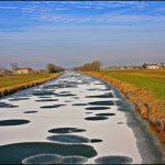 """Cerchi ghiaccio 2"", fotografia digitale ambientale, cm 20x30, 30x40, 40x50, 50x70, 2015"