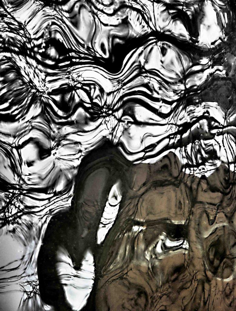 MELANCONIE 2012 opera fotografica ai sali d'argento cm. 75 x 100