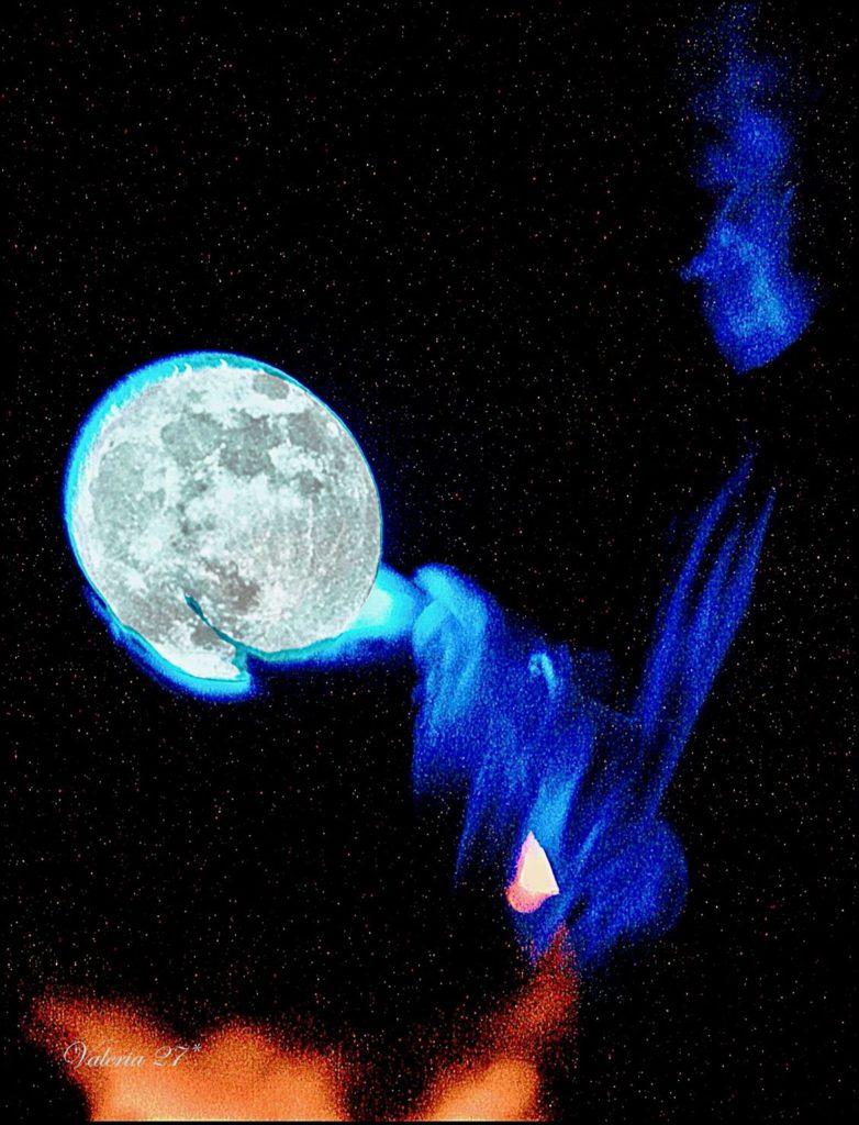 Monade (che creò la Luna)