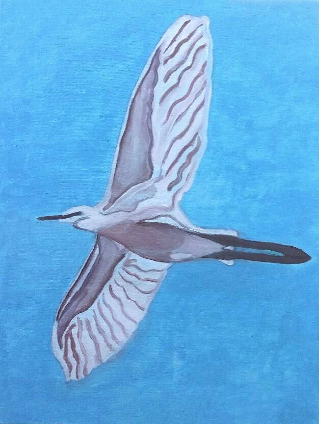 My Heron