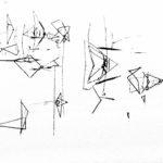 """""""Visioni incorporee"""", opera fotografica Fine Art su carta, cm 120x80, 2016 1.800 €"""