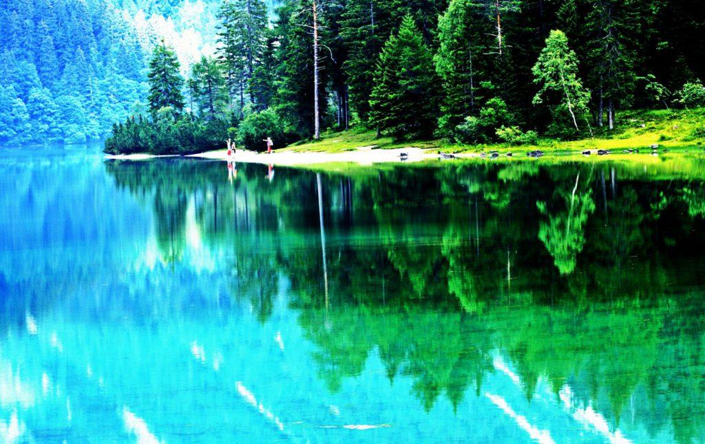 tovel lake reflex