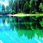 """Tovel Lake Reflex"", fotografia digitale, ambientale (carta/tela), cm 20x30, 30x40, 40x50, 50x70, 2013"