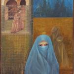 'Fedi tradite', olio su tela, cm 45x55, 2007
