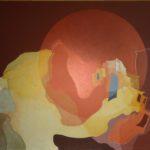 """Liguria-Cinque Terre"", acrilico su tela, cm 80x120, 2014   1.500 €"