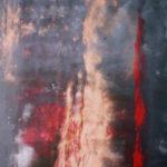'Fire', cm 100x150