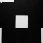 'Square BW', cm 70x80