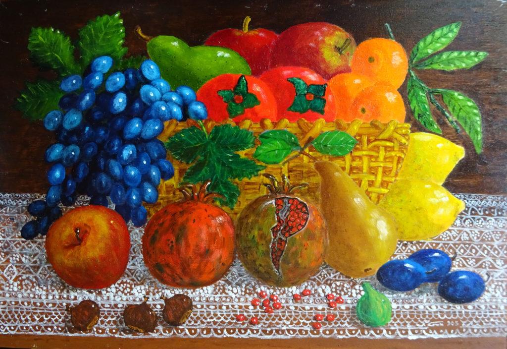 16- 905- Frutta- olio-legno 32x47- 03-2016- R
