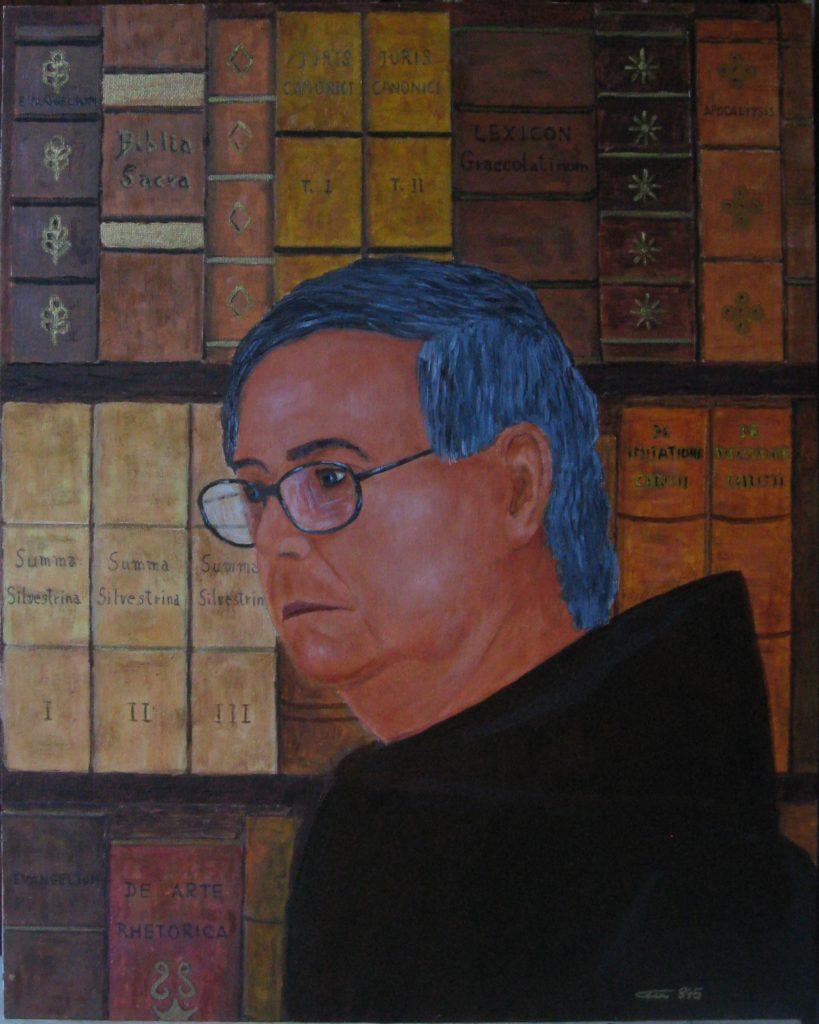 8- 845- Padre Ciro- olio-tela-50x40- sett 2014