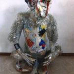 'Nasica', Plasticone polimaterico, cm 85x60x70   € 2.250
