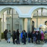 'Cinghialone a Villa recalcati (VA)', Plasticone, cm 430x220x110, 2007    € 25.000