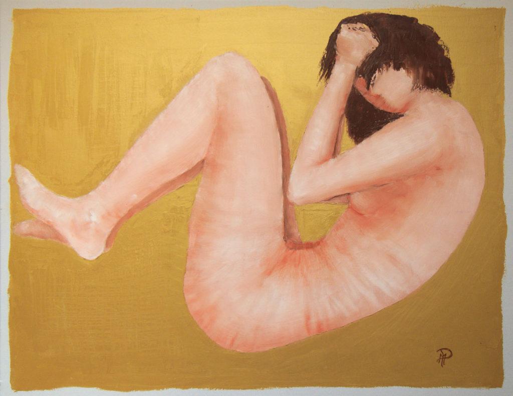 icona contemporanea-olio su tela-70x90cm-2016