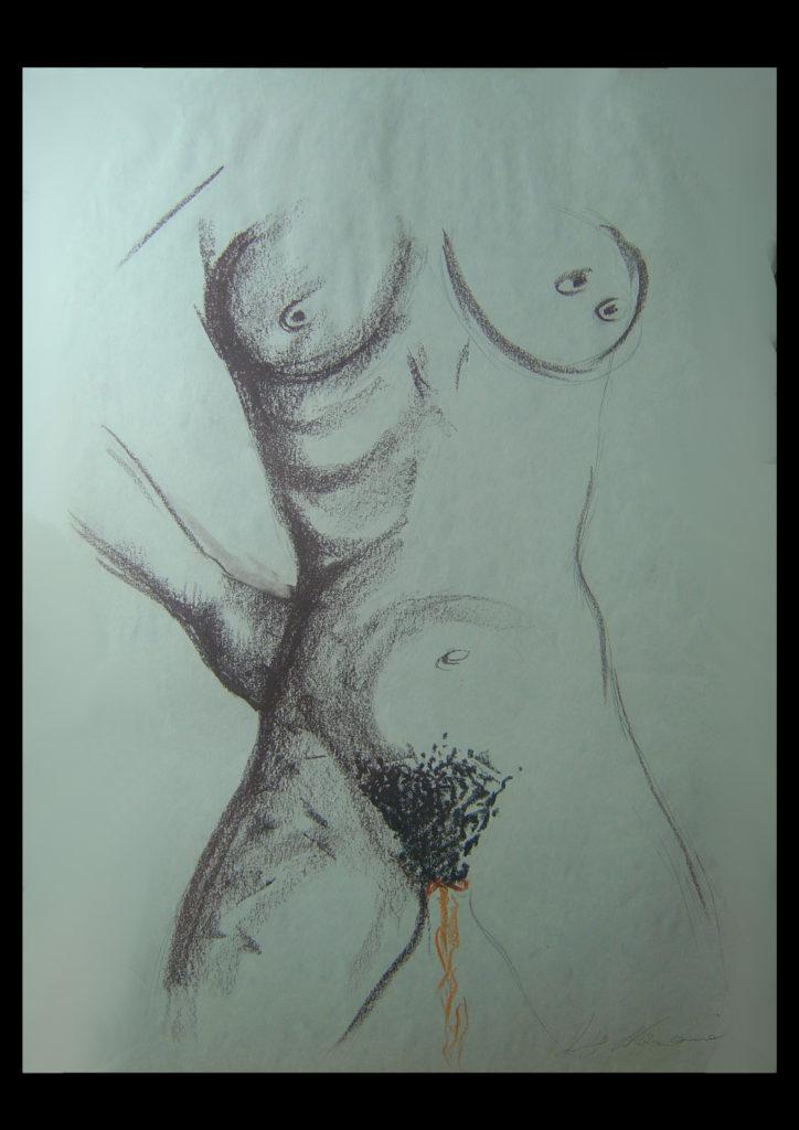 13 - Nudo di Donna B16