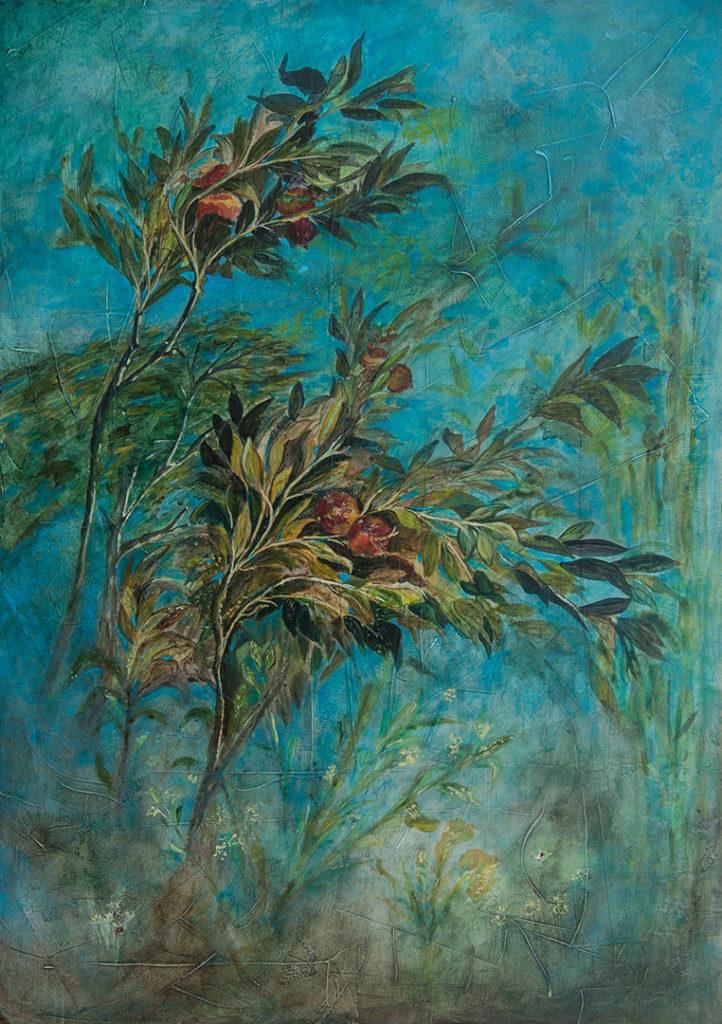 Giardino di Livia (50x70)