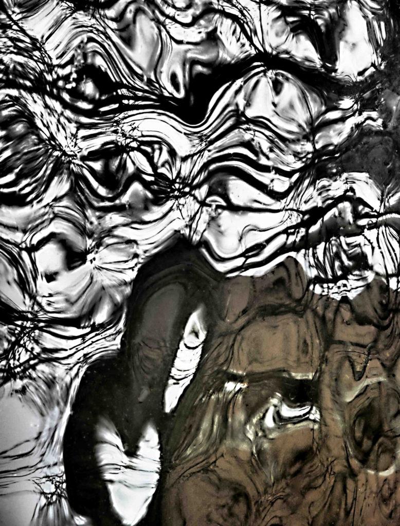 '' Melanconie '' 2012 opera fotografica ai sali d'argento cm. 70 x 100 -giusto