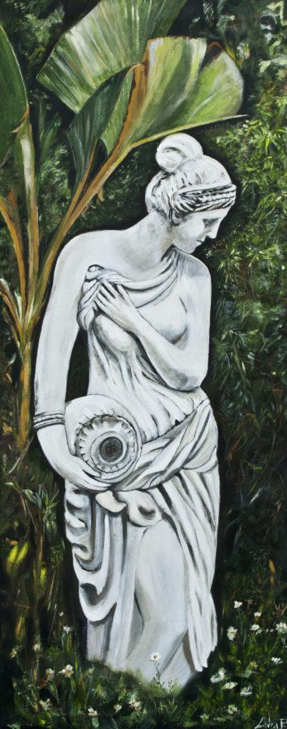 la Venere e margherita(45x110)
