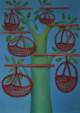 l'albero della bilancia