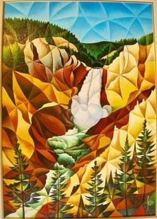 11. LOWER FALL (Yellowstone)
